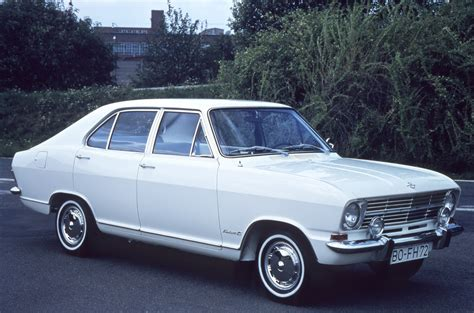 Opel Kadett by Throwback Thursday Opel Kadett B Turns 50 This Year