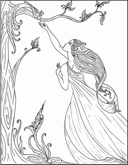 Coloring Nouveau Pages Exotic Bird Mucha Adult