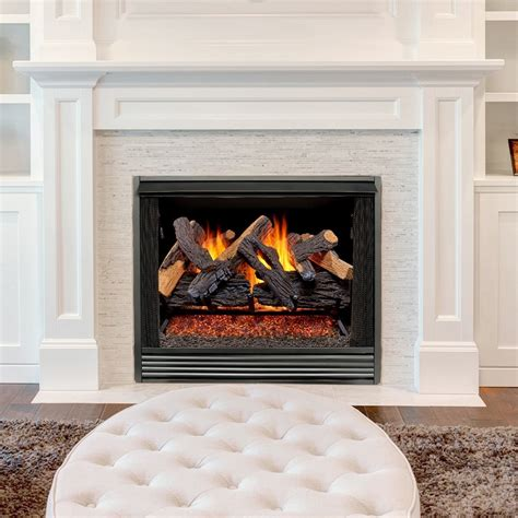 Duluth Forge Vented Natural Gas Fireplace Log Set Wayfairca