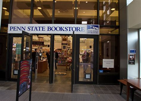 penn state barnes and noble steals books from penn state bookstore tries to sell