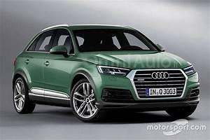 Futur Audi Q3 : une vision du futur audi q3 2018 ~ Medecine-chirurgie-esthetiques.com Avis de Voitures