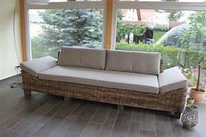Rattan Couch Mit Schlaffunktion : sitzgruppen mit vier oder mehr sitzgelegenheiten sitzgruppe big ben mit gro er rattan couch ~ Indierocktalk.com Haus und Dekorationen