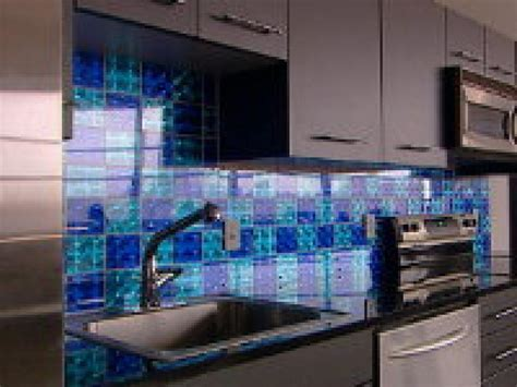 How To: Creating A Holographic Checkerboard Backsplash   HGTV