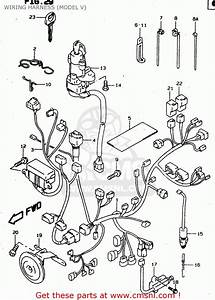Harness Wiring No 1  Fits Tl1000s 2000  Y
