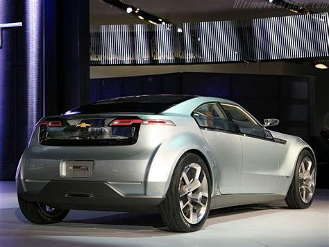 Chevrolet Volt Concept High Resolution Image (3 of 18)