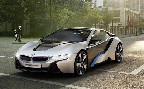 Electric Avenue Bmw Announces Electric I3 City Car And I8