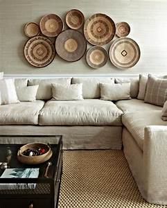 How to Create Basket Walls HGTV's Decorating & Design