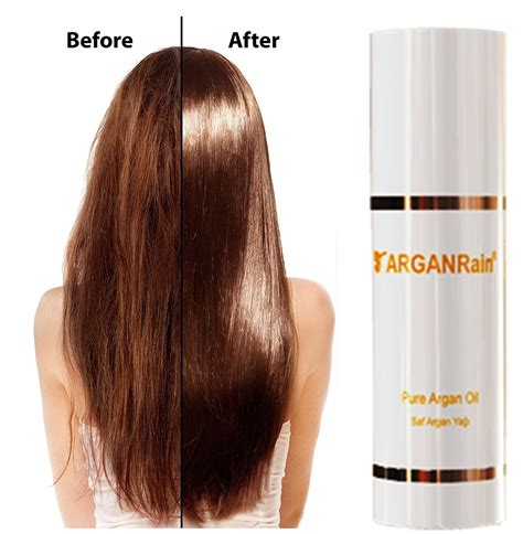 Argan Oil For Hair The Solution To Dry Frizzy Hair