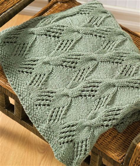 Cable Knit Coverlet by Cable Knit Throw