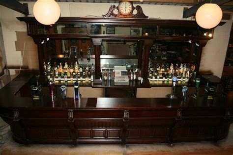 Shop Home Bars by Secondhand Pub Equipment Lounge And Bar Large Solid
