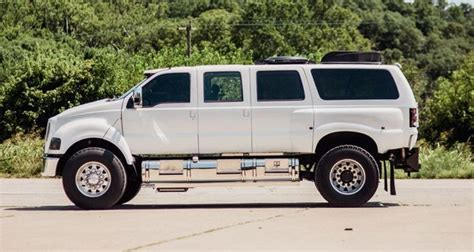 2006 ford f650 xuv 6 door excursion for sale in bloomington in racingjunk classifieds