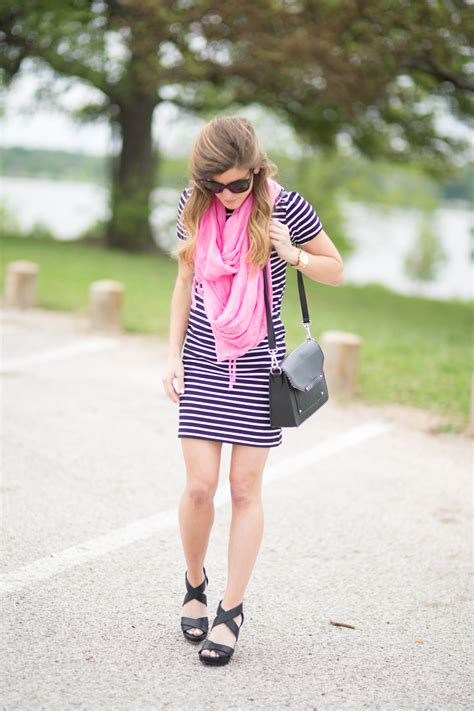 Striped Dress Outfit Ideas - 3 Ways To Style a Striped Dress