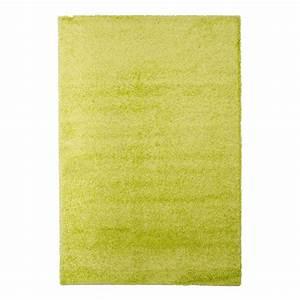 Hochflor Teppich Grün : teppich hochflor gr n 140cm x 200cm home24deko online bestellen ~ Markanthonyermac.com Haus und Dekorationen
