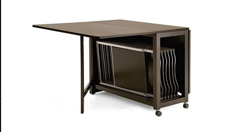 folding table with chair storage inside folding table with chair storage inside folding table