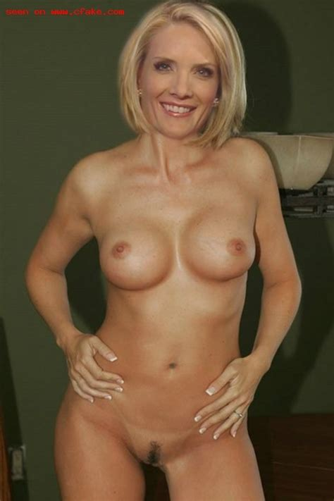 Fox News Dana Perino Fake Nude Women