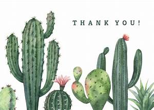 Christmas Poster Template Free Cactus Thank You Card Template Free Greetings Island