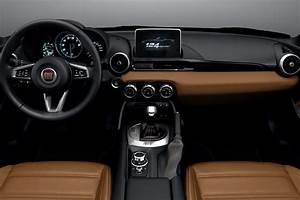 Fiat Boite Automatique : fiat 124 spider america une s rie limit e 50 exemplaires photo 3 l 39 argus ~ Gottalentnigeria.com Avis de Voitures