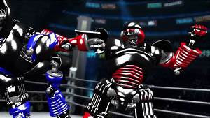 Real Steel - Montage (Xbox 360) HD 720p - YouTube