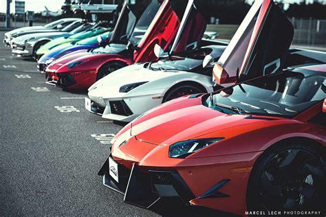 million dollar exotic car meet  marcel lech
