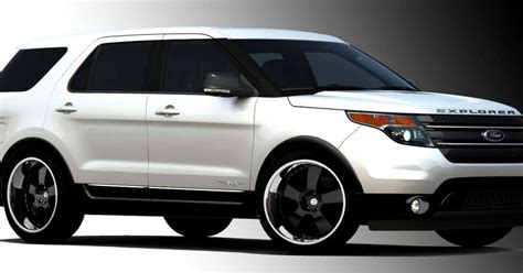 Next Ford Explorer Redesign by 2019 Ford Explorer Redesign Carfoss Free Information