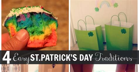 st s day traditions crafty texas girls 4 easy st patrick s day traditions