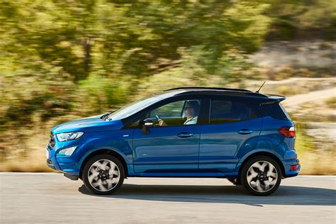ford ecosport suv pictures carbuyer