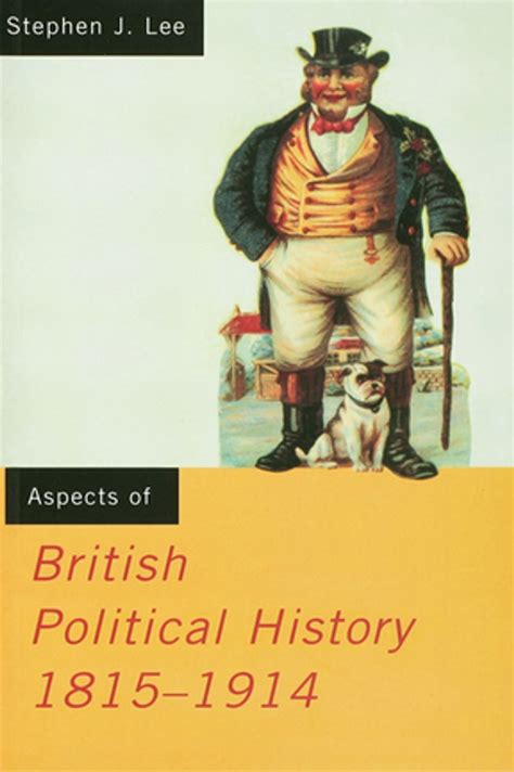 Aspects Of British Political History 1815 1914 Ebook By