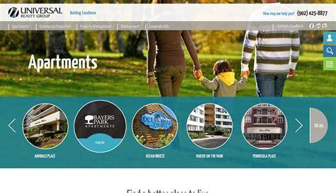 Real Estate Website Design, Property Portal