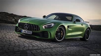 Amg Mercedes Gt Benz Quarter Three Cars
