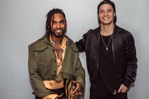 Miguel And Kygo Perform