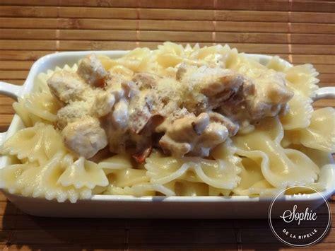 pate au poulet creme fraiche p 226 tes au poulet chorizo sauce cr 232 me la tendresse en cuisine