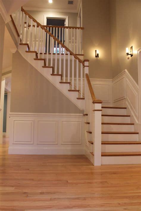 modelos de escaleras  color wood floors