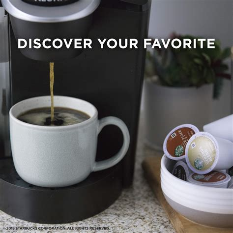 Buy starbucks coffee and get the best deals at the lowest prices on ebay! Starbucks Flavored K-Cup Coffee Pods Variety Pack for ...