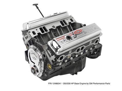 Chevrolet Performance Crate Engine Base