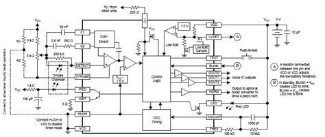 Allegro Microsystems Photoelectric Smoke Detector