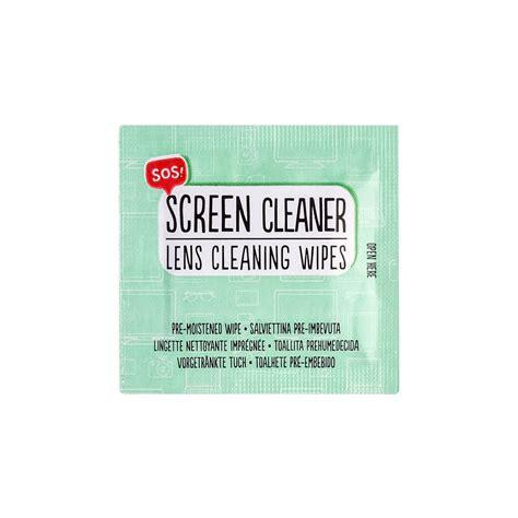 SOS Screen Cleaner - влажни марамчиња за екран - Aксесорис ...