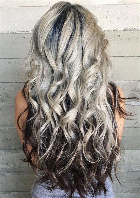 platinum blonde  dark    dark