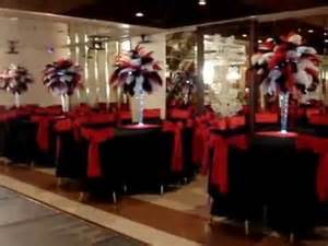 rent party tables in 39 s of hearts theme at the