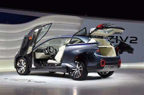 Subaru Viziv 2 Concept Revealed At Geneva Motor Trend Wot