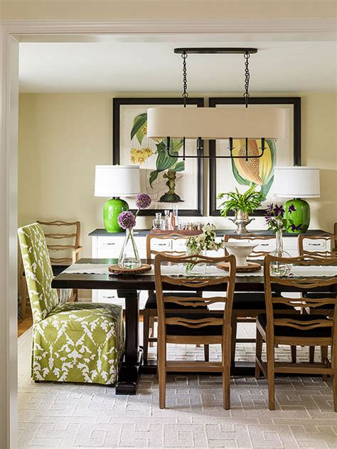 dining room lighting ideas  homes gardens