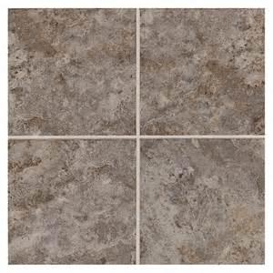 shop olean bellaire earth beige ceramic floor tile common 12 in x 12 in actual 11