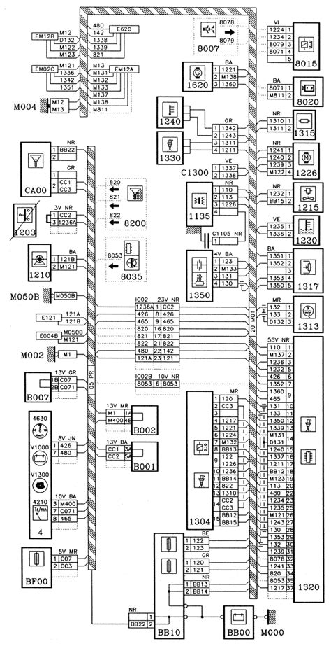 Peugeot 106 Wiring Diagram by Peugeot 106 Engine Type Tu9mz L Tu3mcz L Injection