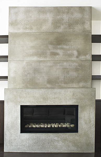 concrete tile fireplace fireplaces