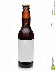 beer bottle with blank label stock photo image 32748340 With blank beer labels