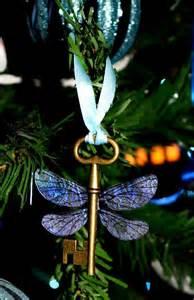 Harry Potter Flying Key Ornament