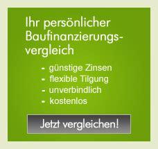 Rechtzeitig Anschlussfinanzierung Fuer Guenstige Zinsen Regeln by Baufinanzierung Vergleich Baukredit