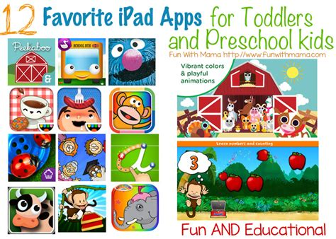 best preschool apps for ipad for favorite educational apps for toddlers 456