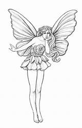 Garden Fairy Drawings Pencil Coroflot Sketch Coloring Mikesell Nicholas Wind Fairies Drawing Sketches Easy Pages Line Chimes Flags Designs Stepping sketch template