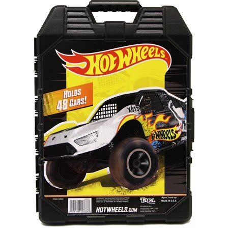 wheels case storage 48 carrying walmart easy organizer holder box plastic grip collection toy
