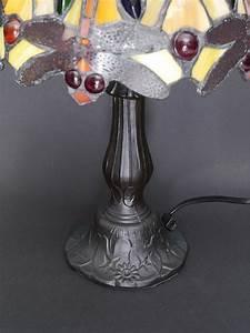 Tischleuchte Ohne Stromkabel : lampe leuchte tischlampe tischleuchte im tiffany stil libelle orange h 33cm 5760 lampen ~ Markanthonyermac.com Haus und Dekorationen